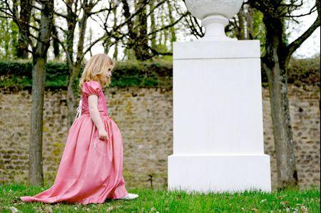 6 styles de robes pour les petites filles du mariage
