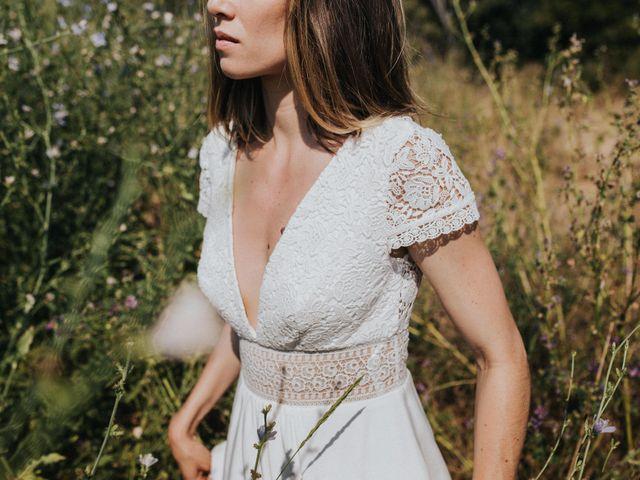 Lorafolk 2018 : naturel et légèreté pour votre look de mariée