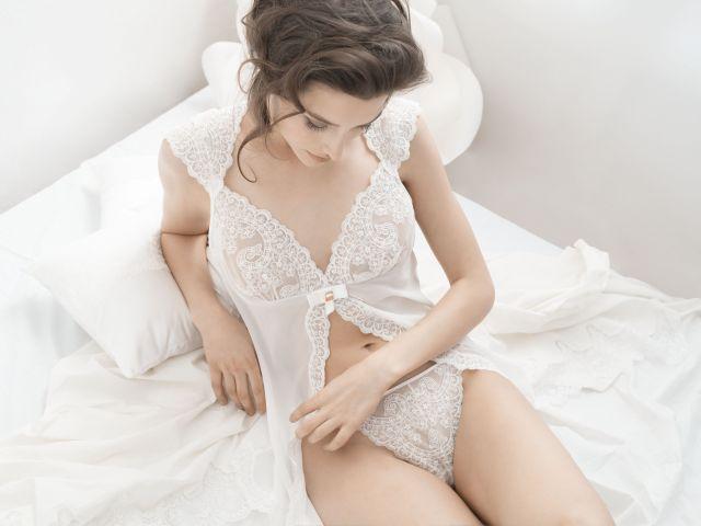 Guide des matières pour choisir votre lingerie du jour J
