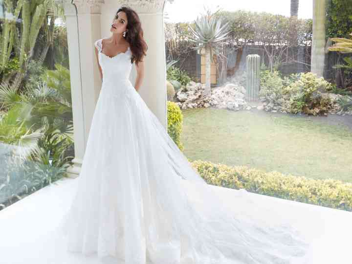 Robes De Mariée Alessandra Rinaudo 2018 Une Collection Des