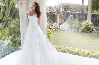 Robes de mariée Alessandra Rinaudo 2018 : une collection des plus sensuelles !