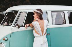 6 éléments indispensables à votre look de mariée boho-chic