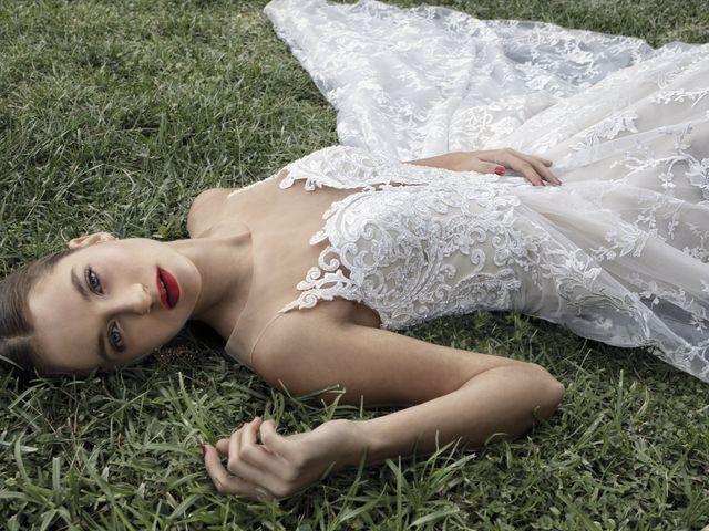 Un aperçu des robes de mariées Demetrios 2020 en avant-première