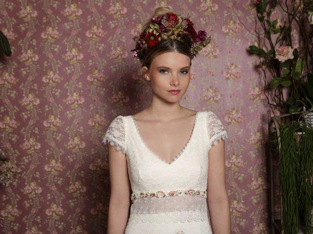 Robes de mariée Elsa Gary 2019 : 6 collections pour le bonheur des dames bohèmes