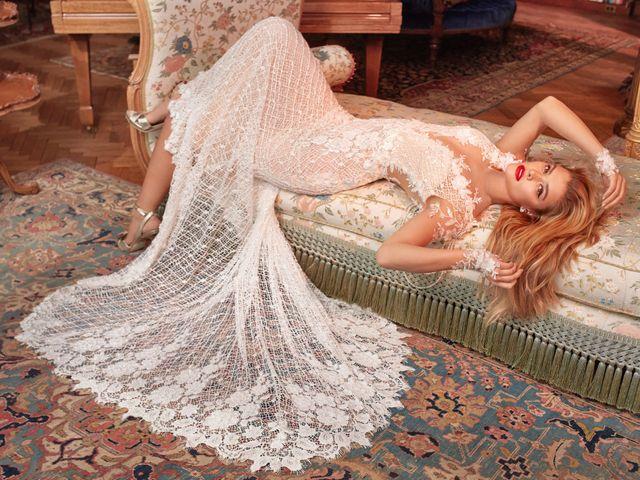 Galia Lahav 2019 : des robes de mariée pour une allure de reine