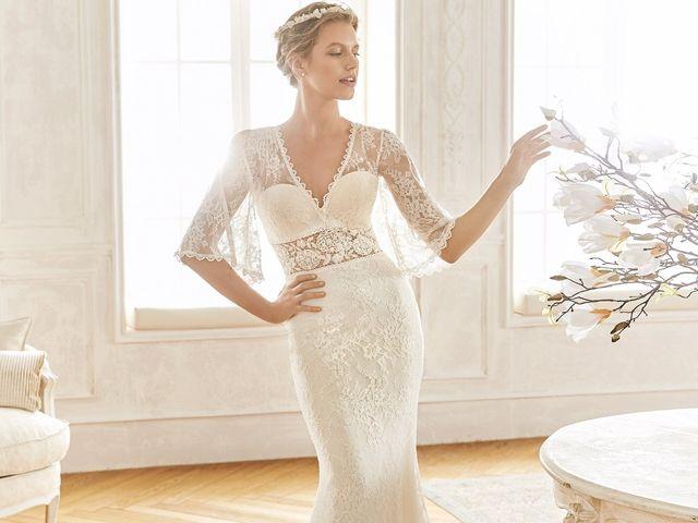 La Sposa : découvrez les beaux ornements des robes de mariée 2019
