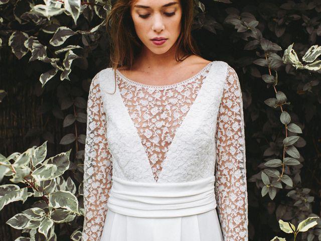4  styles de robes de mariée à manches longues