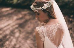 Robes de mariée Marion Kenezi : douceur et féminité au rendez-vous 2017