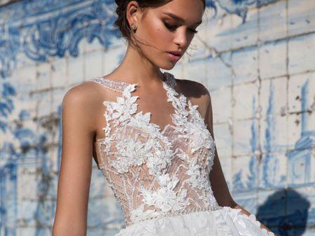 Milla Nova : 4 collections de robes de mariée particulièrement sensuelles