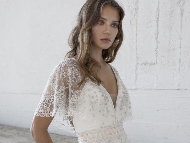 Modeca 2019 : une touche de design néerlandais pour votre robe de mariée