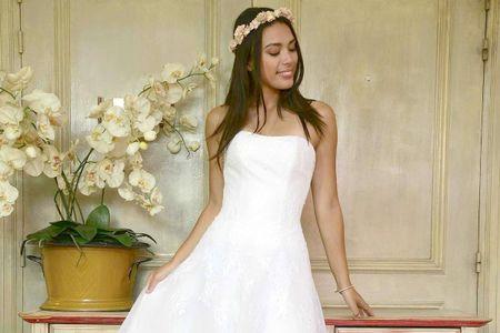 Organse 2017 : des robes de mariée féminines et pleines de grâce
