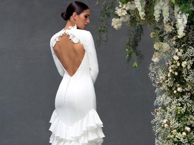Victoria - Vicky Martín Berrocal : 3 collections 2019 de robes de mariée à l'espagnole
