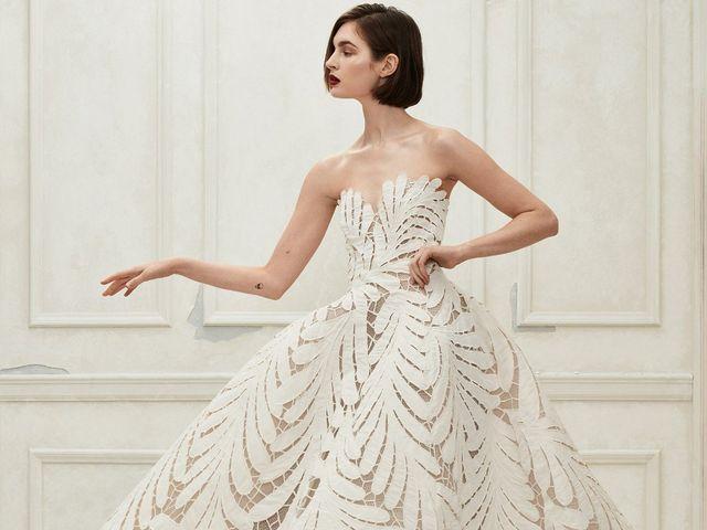 Oscar de la Renta 2019 : les robes de mariée d'un couturier de légende