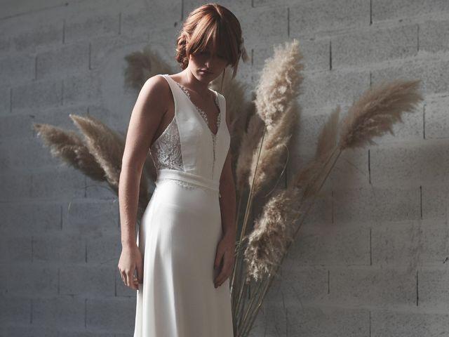Stéphanie Wolff Paris 2019 : la légèreté chic des nouvelles robes de mariée