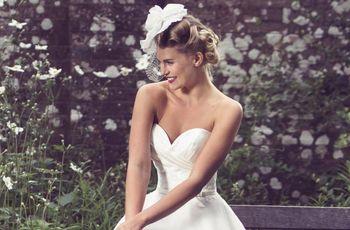True Bride 2019 : 4 lignes de robes de mariée taillées à la mode vintage anglaise