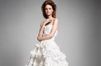 Viktor & Rolf - robes de mariée 2019 : graphisme et audace au sein de la nouvelle collection