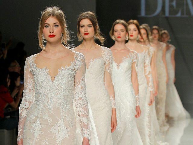 Robes de mariée Demetrios 2018 : élégance, modernité et romantisme