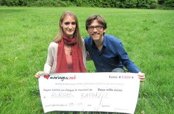 Tirage au sort : Ladislav et Raphaëlle, les gagnants de la 37ème édition