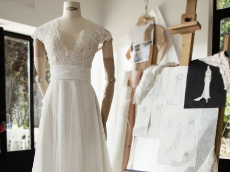Cymbeline : un savoir-faire remarquable, des robes de mariée uniques !