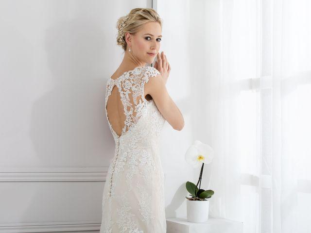 Églantine Créations : la collection de robes de mariée 2019 qui saura vous combler