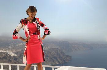 Linea Raffaelli habille toutes les femmes en déesses pour leurs plus belles occasions