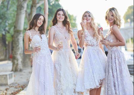 LK Paris Couture : une collection 2019 glamour et bohème