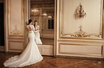 Maë Collection : robes de mariée sur-mesure pour des femmes chics et glamours