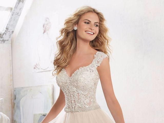Morilee collection 2018 : à chacune son rêve de princesse !