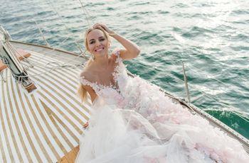 Oksana Mukha : 6 collections de robe de mariée aux styles variés