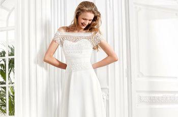 Raimon Bundó collections 2018 : 3 lignes pour 3 styles de mariée