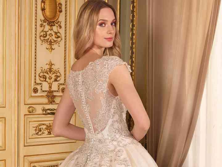 Susanna Rivieri 2019 : les codes traditionnels de la robe de mariée toujours plus sophistiqués