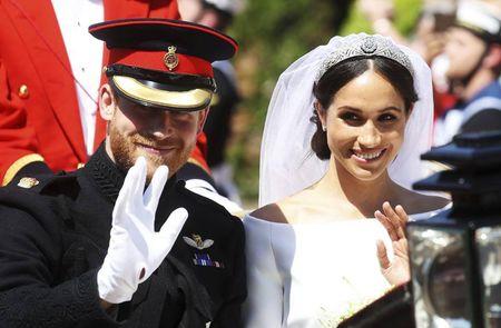 Un oui royal : le beau mariage du Prince Harry et Meghan Markle !