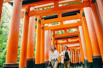 Voyage de noces au Japon : 8 destinations de rêve pour un dépaysement garanti