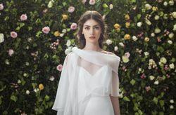 Robes de mariée Blumarine 2017 : à la poursuite du charme d'antan