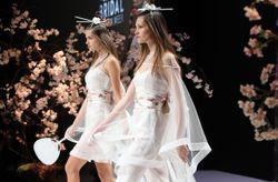 Robes de mariée 2018 : les nouvelles collections à la Bridal Fashion Week de Barcelone