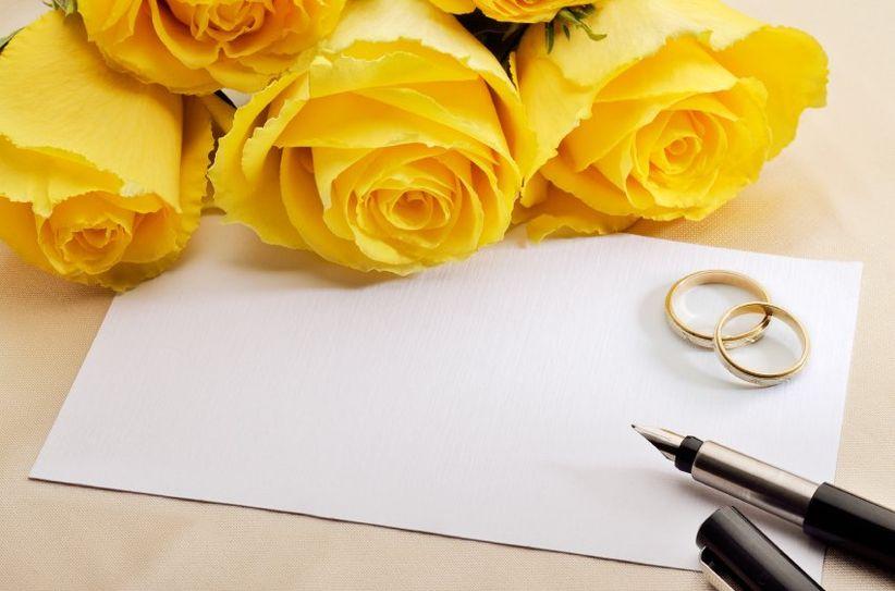 conseils pour prparer vos cartes de remerciement - Texte Remerciement Mariage Personne Absente