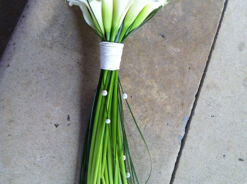 7 Id Es Pour D Corer Les Tiges De Votre Bouquet De Mari E
