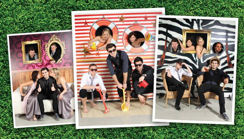 animation mariage photobooth