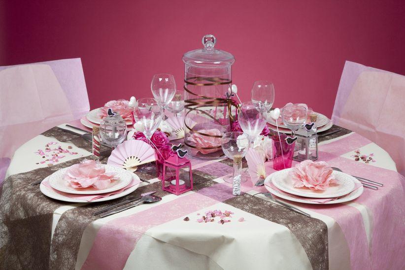 4 th mes de d coration de mariage tendances. Black Bedroom Furniture Sets. Home Design Ideas