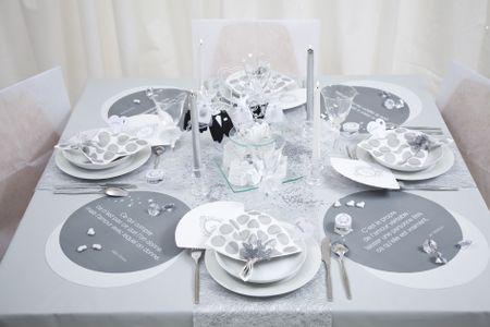 4 th�mes de d�coration de mariage tendances