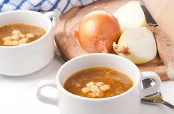 La tradition de la soupe � l'oignon