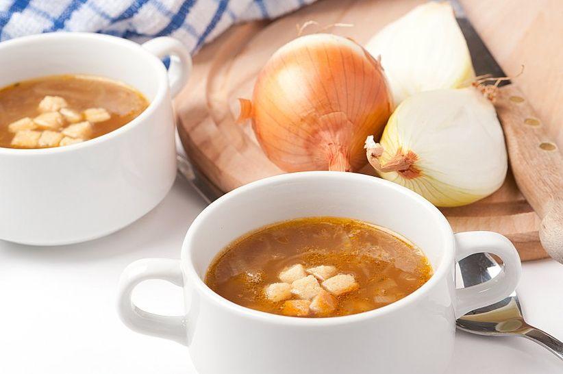 La tradition de la soupe l 39 oignon - Quelles orties pour la soupe ...