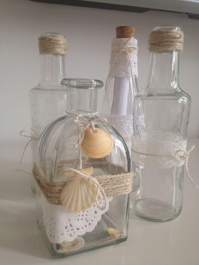 Comprar Botellones Vidrio Decorativos