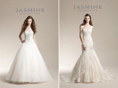 Robes de mari�e Jasmine Bridal Collection 2013