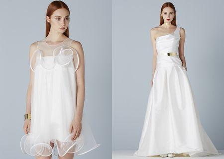 Robes de mariée Suzanne Ermann Collection 2014
