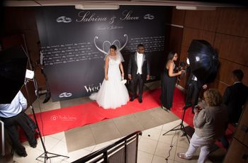 La wedding party de Sabrina et Steeve