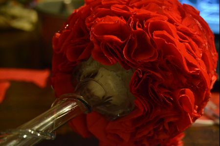 DIY topiaires fait maison pour votre mariage