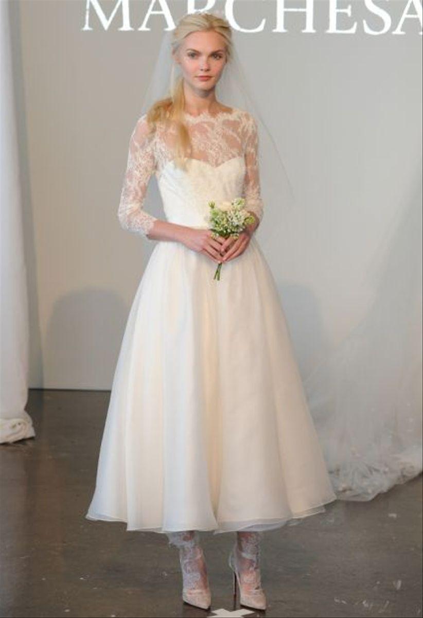 Robes de mariée Bridal Week New York printemps-été 2015