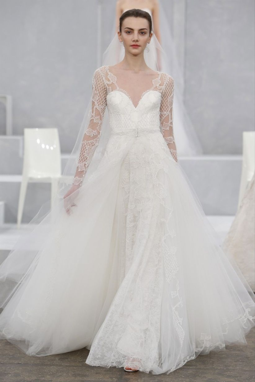 Pin Robes De Mariée Bridal Week New York Printemps été 2015 on ...