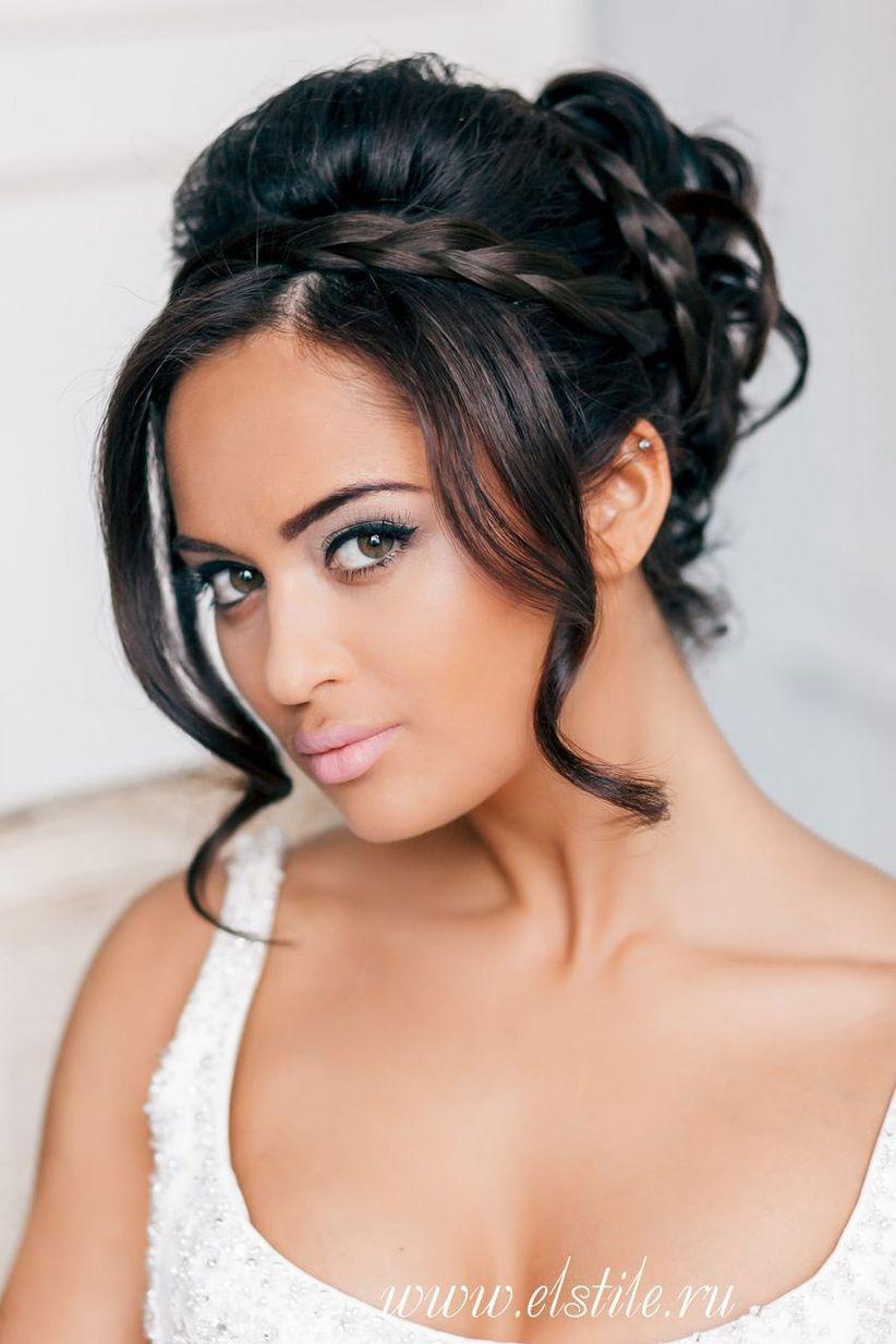 Connu 16 coiffures de mariée avec tresse - Page 3 - Beauté - Forum  YT48